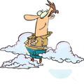 Ar Jūs skraidote debesyse?