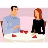 Į ka atkreipi dėmesi pirmo pasimatymo metu?